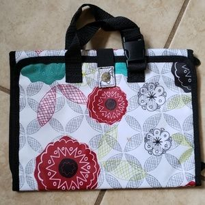 Organic Poppy Beauty Bag